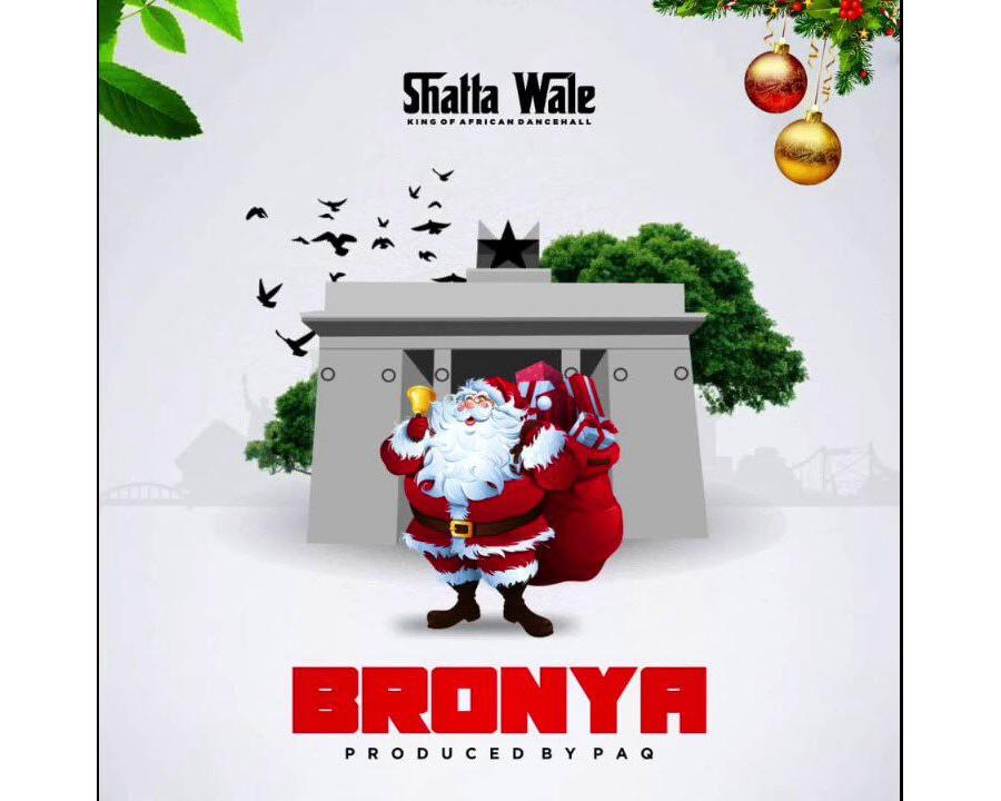 Shatta Wale – Bronya